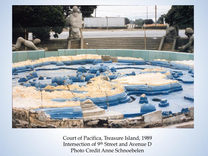 Anne Schnoebelen   Treasure Island Then and Now
